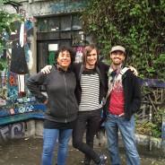 Social Centers & Vegan Cafés On Our Europe Tour